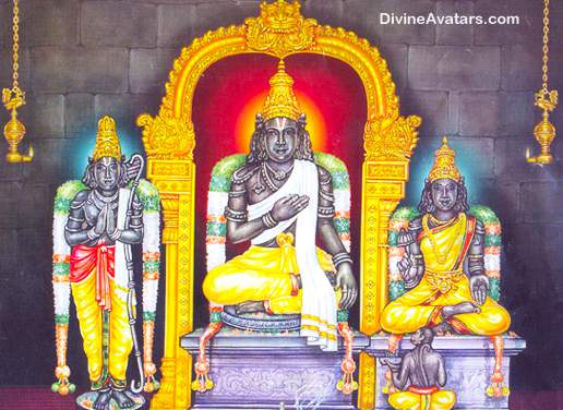 vishnu summary Hinduism is a collective term applied to the many philosophical and religious traditions native to india.